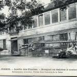 Pavillon de la Baleine - Jardin des Plantes