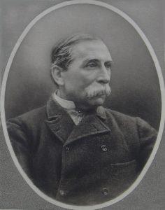 Georges Pouchet portrait - Archives du Muséum d'histoire naturelle de Rouen - GPO 1- GPO 1, documents sur G. Pouchet